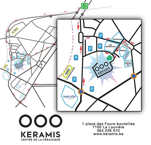 Ça se passe près de chez vous … Keramis, centre de la céramique et de la créationartistique