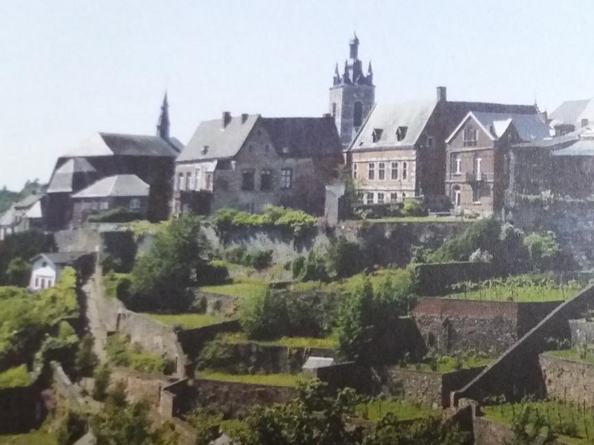 A quelques pas de chez vous… Thuin et ses JardinsSuspendus.