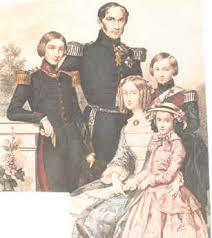 louise marie et ses enfants