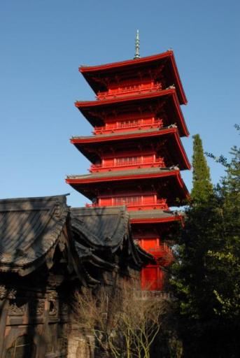 tour japonaise