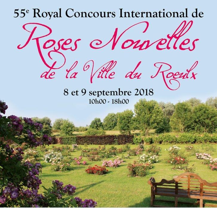 A quelques pas de chez vous… Les Roses Du Roeulx et l'Hôpital SaintJacques.