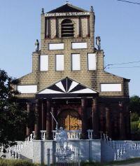A quelques pas de chez vous…. Chapelle de Verre et joyau demarbrite.
