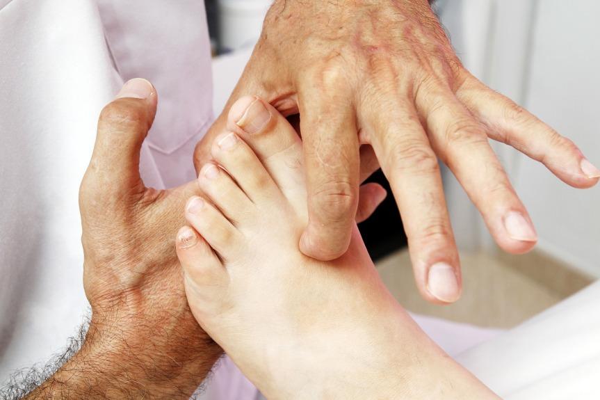 Santé et bien-être …  La réflexologieplantaire