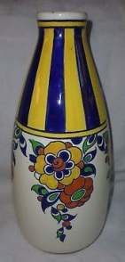 Vase-Keramis-Charles-Catteau-Boch-Freres-décor-Art
