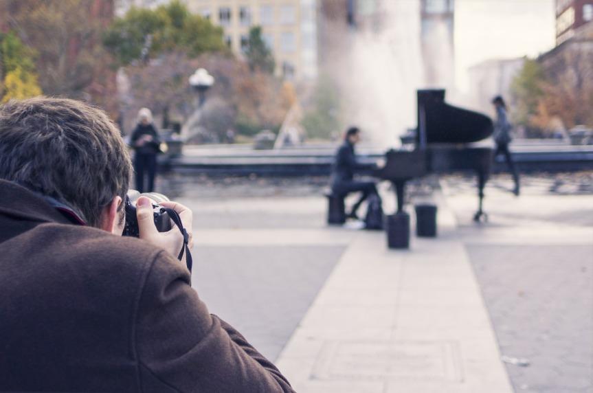 Pour aller plus loin … la découverte de la photographie en 4points
