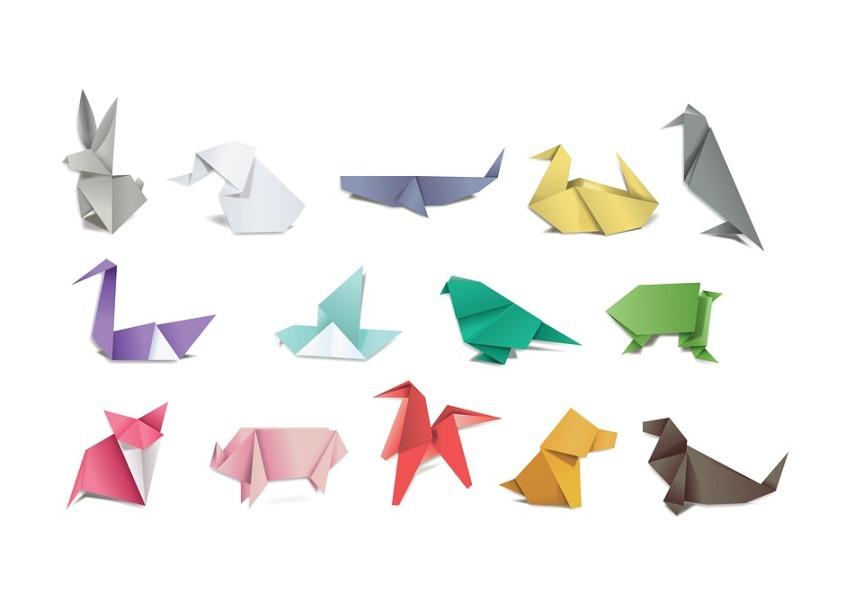 Connaissez-vous … L'origami?