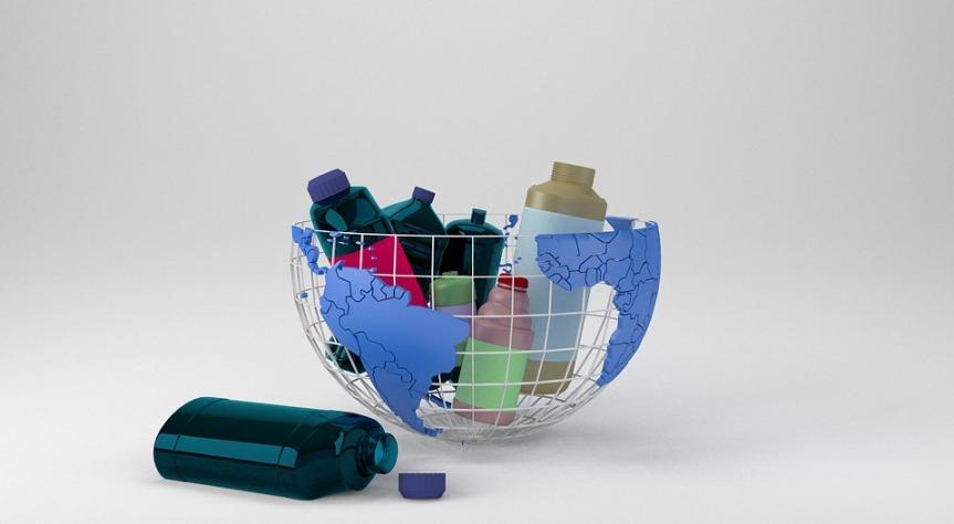 Si vous n'étiez pas là : compte-rendu de l'atelier de récupération desplastiques.