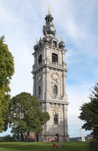 Mons (Belgique), le beffroi (1661-1669).