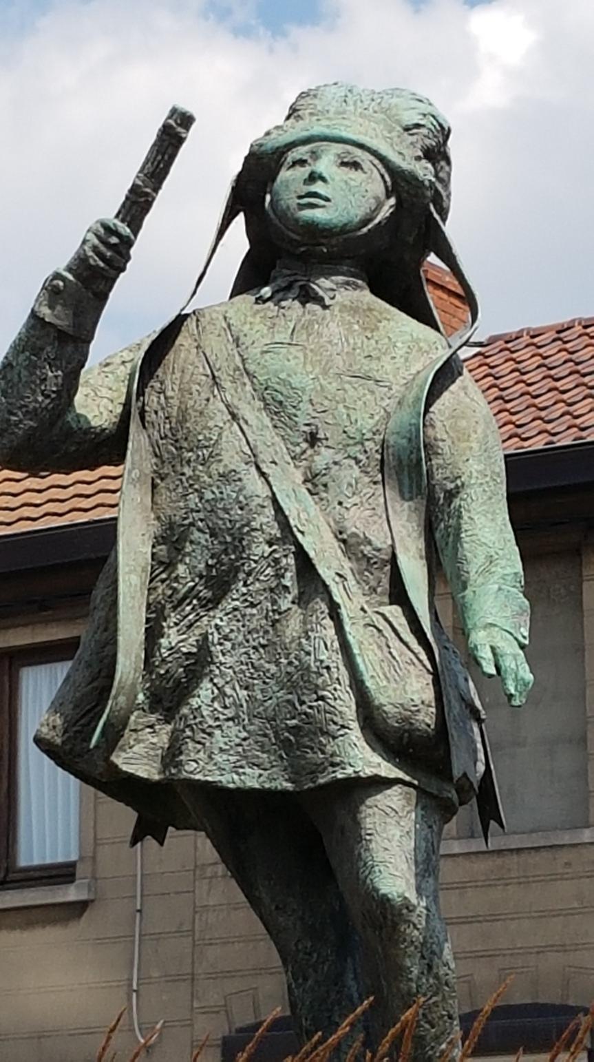 Quelques explications à propos… des Statues de Binche, premièrepartie.